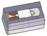 ビデオテープの絵