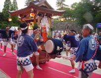 小倉祇園太鼓の写真3