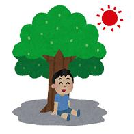 熱中症対策の画像